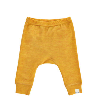 CeLaVi Harem Woll Hose mineral yellow