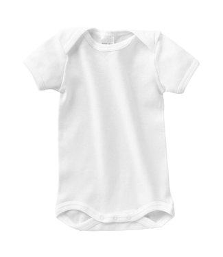 Schiesser Baby-Body kurzarm (2er Pack) weiss
