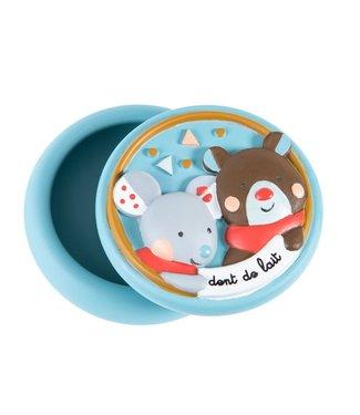 Moulin Roty Milchzahndose Maus und Bär