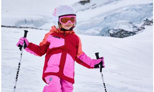 Winterjacken und Skijacken für Kinder