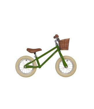 Bobbin Moonbug Laufrad green