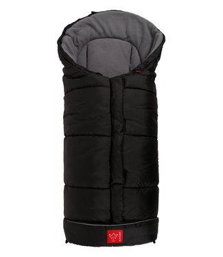 Kaiser Fusssack Iglu Thermo Fleece black