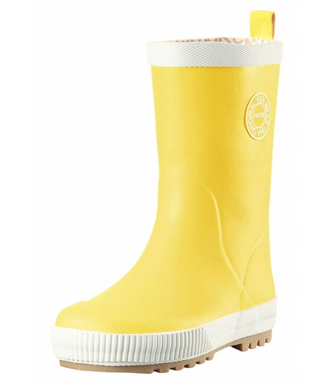 Reima Kinder Gummistiefel Taika yellow