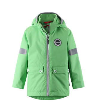 Reima -tec 3in1 Übergangsjacke Sydvest light green