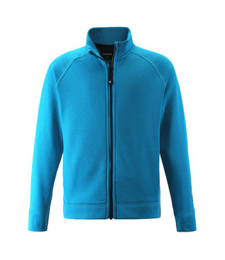 Reima Kinder Fleecejacke Lejr blue sea