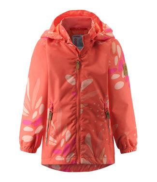 Reima -tec Mädchen Regenjacke Anise coral pink