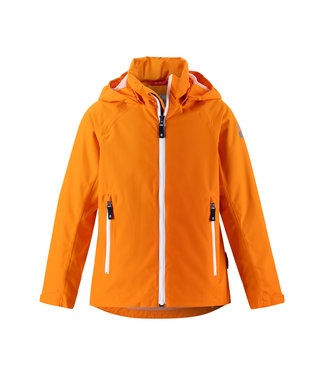 Reima -tec Kinder Regenjacke Holm orange
