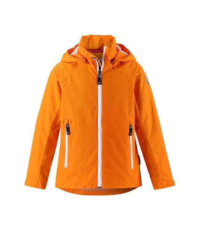 Reima -tec Kinder Regenjacke Holm orange