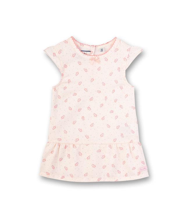 Sanetta Fiftyseven Baby Mädchen Kleid rosa