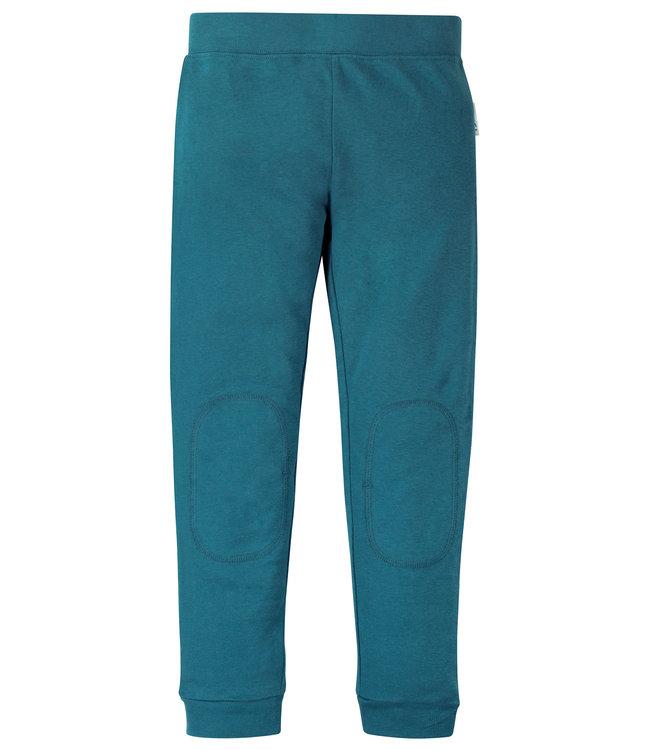 Frugi Kleinkinder Legging Koi steely blue