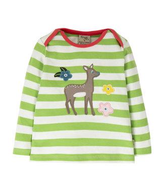 Frugi Kleinkinder Shirt Bobby Hirsch