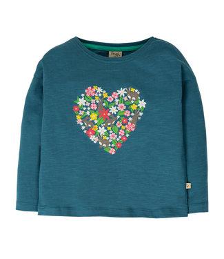 Frugi Mädchen Shirt Bethany