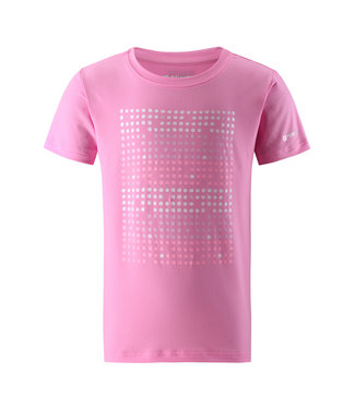 Reima Kinder T-Shirt Speeder unicorn pink