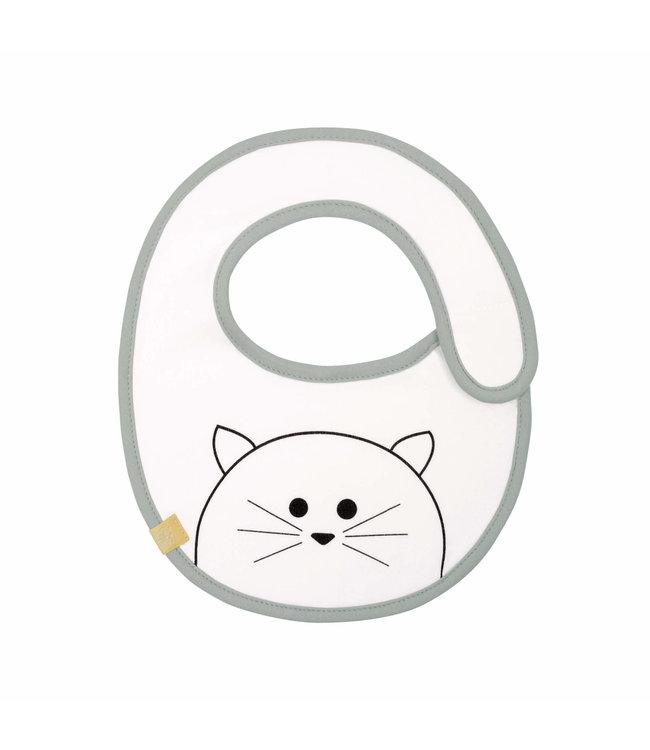 Lässig Lätzchen small Little Chums Cat