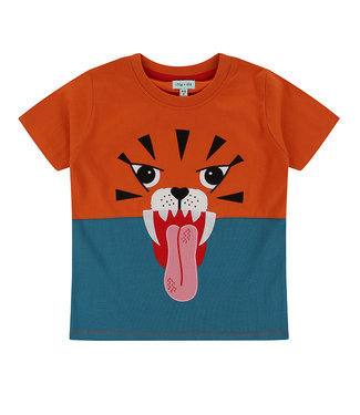 Lilly and Sid Jungen T-Shirt Tiger