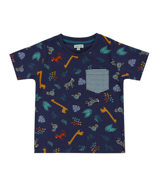 Lilly and Sid Jungen T-Shirt Safari