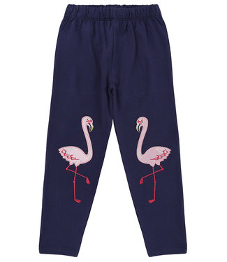 Lilly and Sid Mädchen Leggings Flamingo