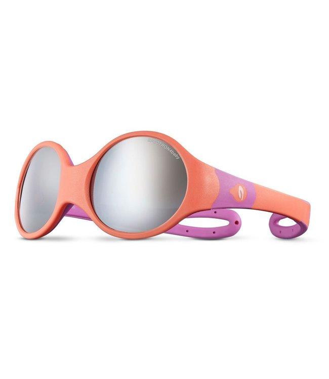 Julbo Kindersonnenbrille Loop L Koralle/Dunkelrosa