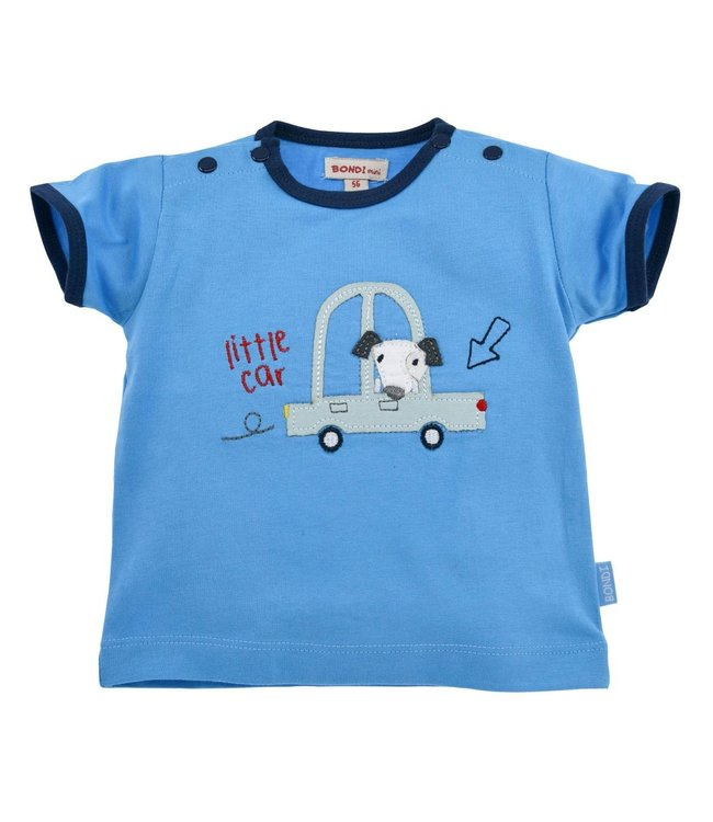 Bondi Baby T-Shirt little Car