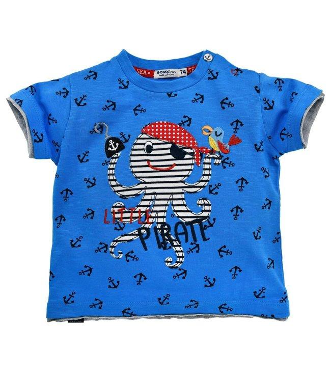 Bondi Kleinkinder T-Shirt Pirat