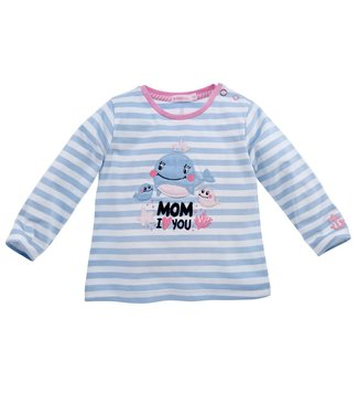 Bondi Kleinkinder langarm Shirt Mom i love you