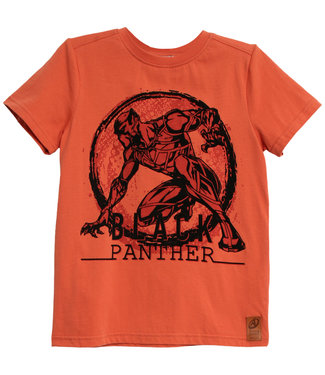 Wheat Jungen T-Shirt Black Panther