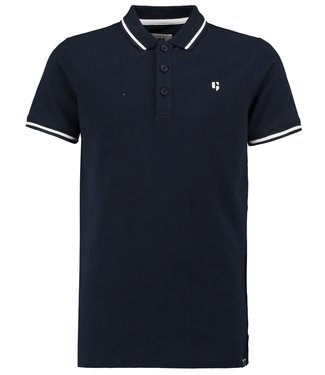 Garcia Jungen Polo Shirt dark moon