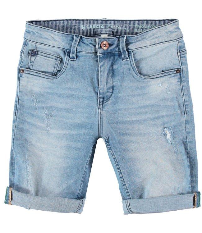 Garcia Jungen Jeans Shorts Tavio light used