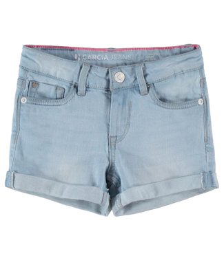 Garcia Mädchen Jeans Shorts Sanna light used