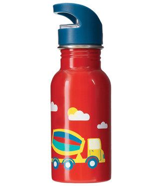 Frugi Kinder Trinkflasche Koi Red/Digger