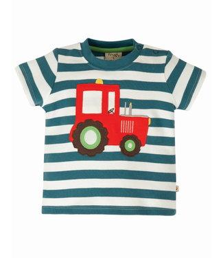 Frugi Kleinkinder T-Shirt Traktor