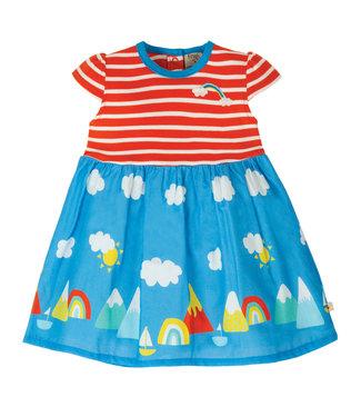 Frugi Kleinkinder Kleid Demelza