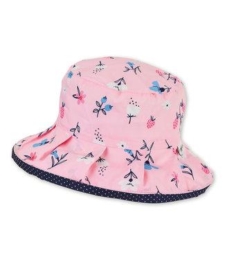 Sterntaler Mädchen Reif-Hut Blumen rosa