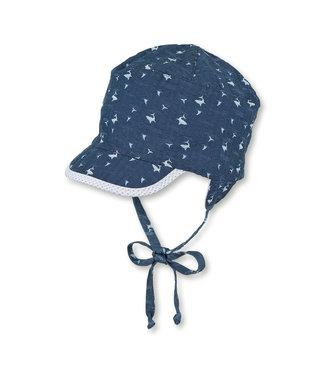 Sterntaler Jungen Schirmmütze marine