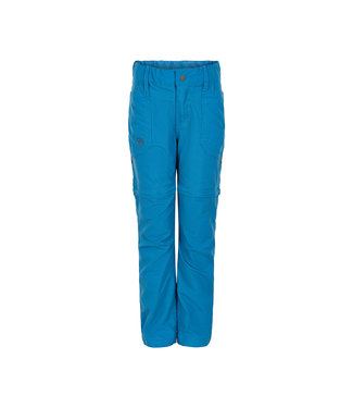 Color Kids Zip off- Outdoorhose Tiggo blue sapphire