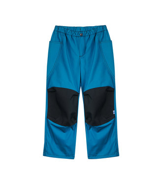 Finkid KUUHULLU leichte Outdoorhose seaport/graphit