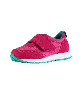 Reima Kleinkinder Sneaker Evaste berry pink