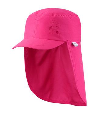 Reima Kinder Sonnenschutz Hut Aloha berry pink
