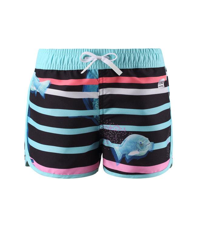 Reima Kinder Shorts Fidzi unicorn pink