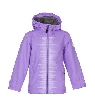 Rukka Kinder Regenjacke Guardy neon lavender