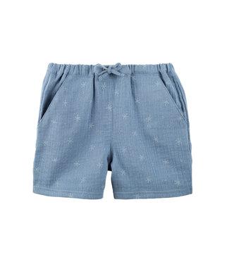 Pure Pure Kleinkinder Shorts storm blue