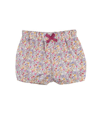 Pure Pure Baby Shorts cassis