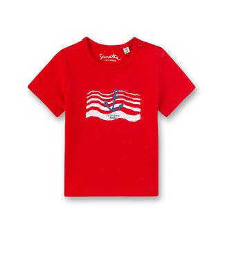 Sanetta Fiftyseven Baby Jungen T-Shirt Small Sailor