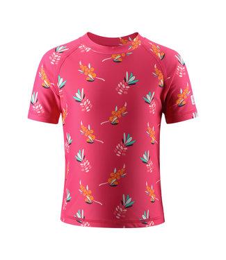 Reima Kleinkinder UV T-shirt Azores berry pink