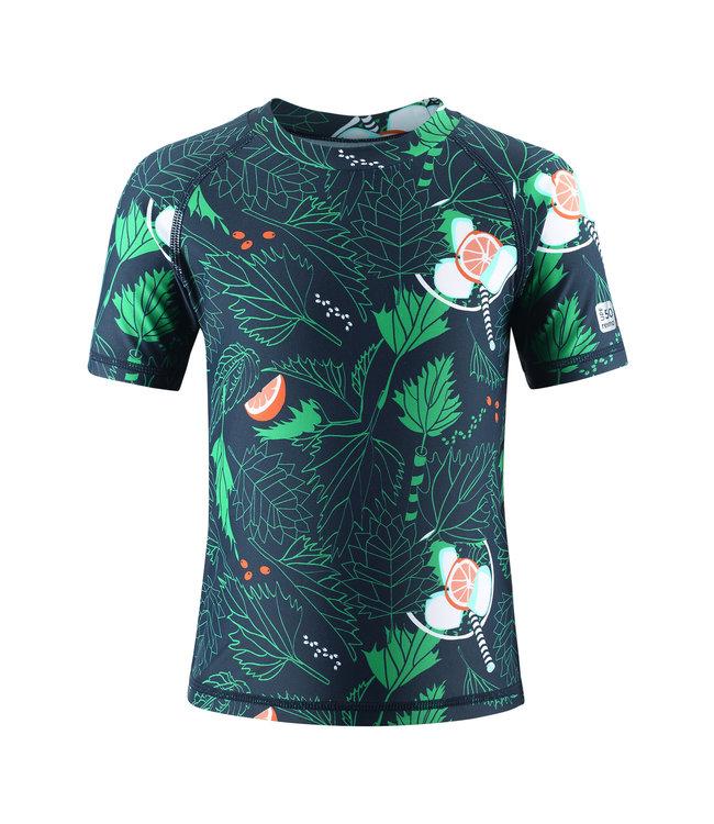 Reima Kleinkinder UV T-shirt Azores navy