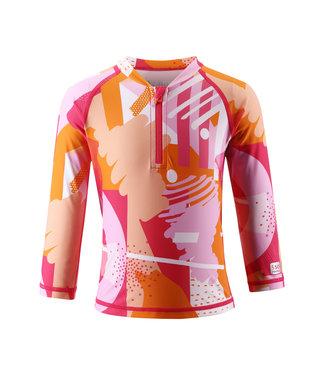 Reima Kleinkinder UV T-Shirt Tuvalu berry pink