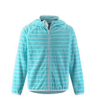 Reima Kinder UV Kapuzenjacke Hafen light turquoise