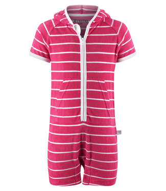 Reima Kleinkinder UV Anzug Oahu berry pink