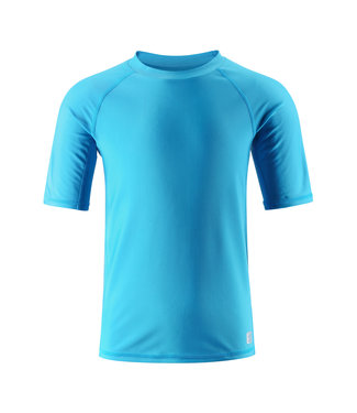Reima Kinder UV T-Shirt Dalupri cyan blue