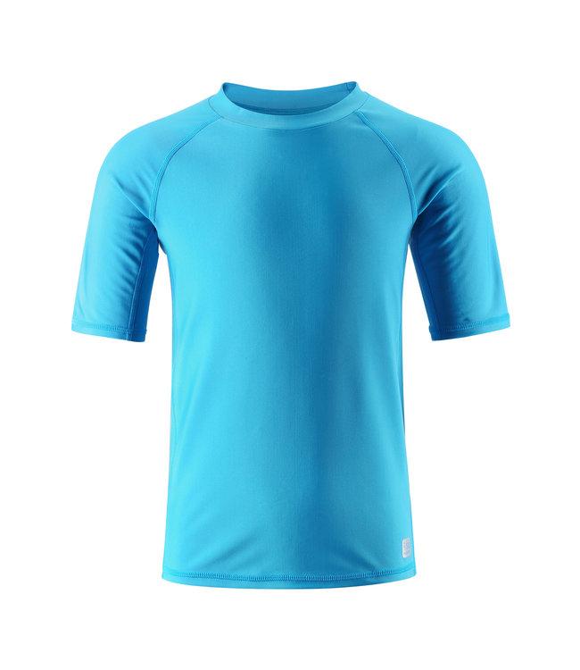 Reima Kinder UV T-Shirt Dalupri cyan blue